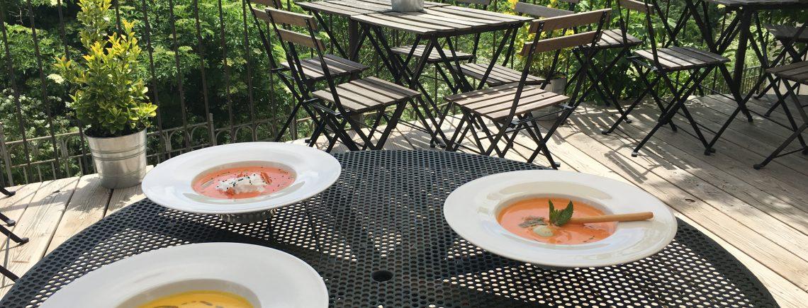 platos verano restaurante Andorra